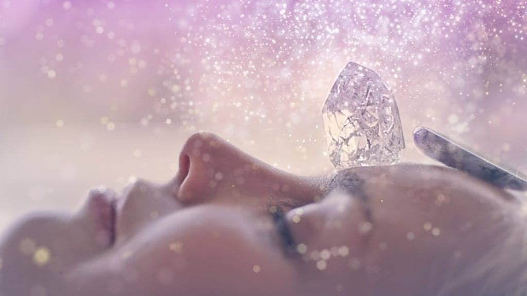 The History of Crystal Healing from Atlantis to Now